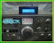 Kenwood TS-520 DIY KIT LCD Digital Frequency Counter Display HF SSB HAM Radio