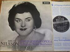 SXL 6077 Birgit Nilsson sings from German Opera W/B