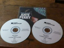 ANTE PERRY - FLASHING DISCO SOUNDS !!!RARE FRENCH CD PROMO !!!!!!!!!