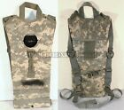 US Military ACU DIGITAL MOLLE SDS 100 OZ 3L Hydration System Carrier Pack VGC