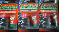 XADO gel REVITALIZANT GASOLINE LPG ENGINE RESTORATION WITHOUT REPAIR SET 3 pqs