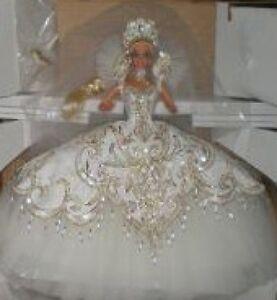 Empress Bride Barbie Bob Mackie 5th in Series W/Shipper MIB!!!!