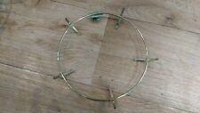 plate hangers Van Hygan & Smythe 21 cm - 24 cm brass
