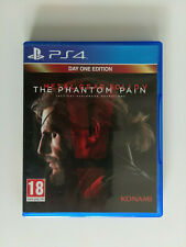 Metal Gear Solid V : The Phantom Pain / Metal Gear Solid 5 / PS4 / VF / FR