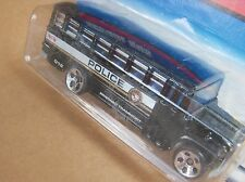 Hot Wheels new police prison transport bus city county federal crimestopper jail