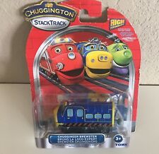 Chuggington DieCast CHUGGINEER BREWSTER -NEW IN PKG- FREE SHIPPING