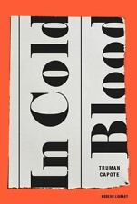 In Cold Blood by Truman Capote (2013, Hardcover)