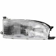 New Headlight (Passenger Side) for Toyota Camry TO2503105 1992 to 1994