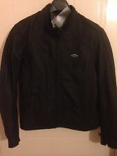 LADIES SPYKE DEA EVO LADY LEATHER MOTORCYCLE SPORT / CITY JACKET UK18 BARGAIN