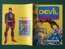 DEVIL GIGANTE n 5 Serie Cronologica Ed. Corno (1977) Fumetto