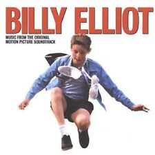 Billy Elliot Film Soundtrack CD NEW SEALED 2001 T. Rex/Jam/Clash/Style Council+