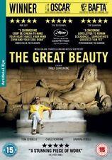 The Great Beauty Aka La Grande Bellezza Region 2 DVD