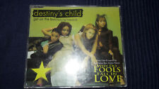 DESTINY`S CHILD Get On The Bus Feat. Timbaland Soundtrack/Pop CD 3 Tracks GUT!!!
