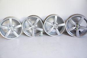 Aston Martin 18 Inch Rims Alloy Wheels 8Jx18 Et 50,3 Rdk Set