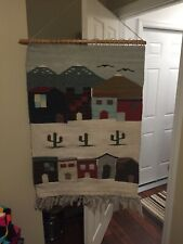 Southwestern Wall Hanging Approximately 29 X 42 Bought In The 90's Cali Desert