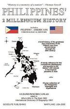 Philippines' 2 Millennium History: By Luzano P Canlas