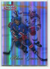 1998-99 Topps Gold Label Class 1 Red 41 Adam Graves 11/100