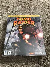 Tomb Raider Chronicles Rare Mac Os Version (Core, 2000)