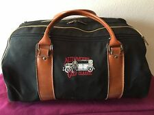 7ece5b12f1 Vintage Travel Duffle Bag Overnight Luggage Carry Tote Automotive Golf  Classic