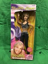68720320057 Britney Spears Doll Video Performance Collection Shiny Gray 2 Piece