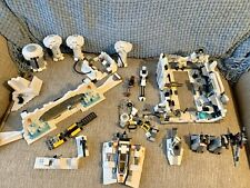 Lego Star Wars Huge Collection Rare Bulk Lot Of Hoth Base Sets UCS