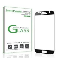 Galaxy S7 Screen Protector Glass Full Coverage amFilm