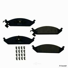2 Complete Bosch Brake Pad Sets for 1995-00 Cirrus Sebring Stratus Breeze -FRONT
