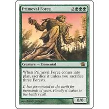 MTG 8TH EDITION * Primeval Force