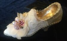 Katherine's Collection Retired Victorian Shoe Slipper Display A