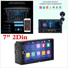 Car Radio Stereo Touch Screen 7 Inch Double 2 DIN FM USB/MP5 Bluetooth Player