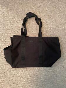 Wagwear Cordura Zipper Tote - Black XL