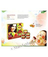 Vaadi Herbals Skin Lightening Fruit Massage Cream, Massage Gel Facial Kit - 270g