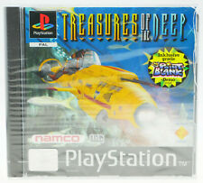 Treasures of the Deep | Playstation 1 PS1 | NEW NEU eingeschweißt SEALED