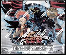 YUGIOH SHINING DARKNESS BOOSTER BOX FACTORY SEALED X1