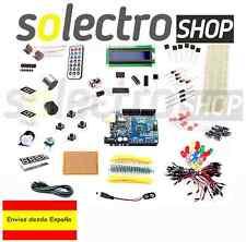 Starter KIT Básico Mini con UNO Arduino compatible 100% + cajita B0032