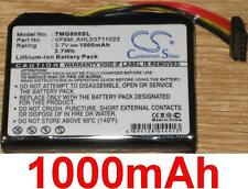 Batterie 1000mAh type AHL03711022 VF6M Pour TomTom Go Live 825