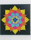 Canvas painting - Mandala painting - Mandala art - Wall art canvas - Art canvas