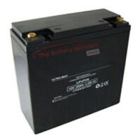 Lawn Mower Battery Ultramax LITHIUM 12V 20AH (Replace 17AH 18AH 19AH 21AH 22AH)