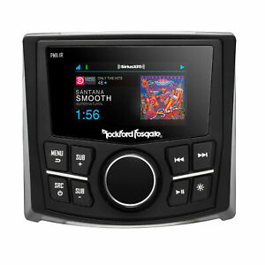 """Rockford Fosgate PMX-1R Punch Marine Full Function Wired Remote 2.7"""" Display"""