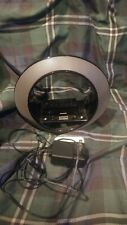 JBL Radial Micro Speaker Docking Station for Ipod Iphone Black/Silver