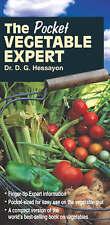 The Pocket Vegetable Expert, D. G. Hessayon | Paperback Book | Good | 9780903505