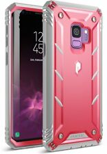 Pink  Case For Samsung Galaxy S9 Poetic Revolution�€360 Degree Protection�€'Case
