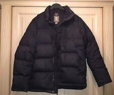 Timberland Vintage Blu Imbottito Puffer Down Jacket _ Medium (M) _ OTTIMA qualità!