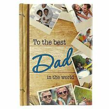 To the Best Dad in the World by Christian Art Gifts (Corporate Author)