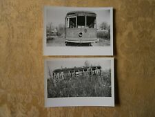 Original Streetcar Trolley Photograph Scholes Photos Municipal Street Railway