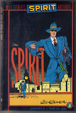 DC Golden Age WILL EISNER THE SPIRIT Archives Edition Vol 2 FS Hardcover * HC GA