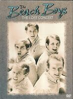 DVD ZONE 2 DIGIPACK--DOCUMENTAIRE--THE BEACH BOYS--THE LOST CONCERT--NEUF