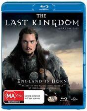 The Last Kingdom : Season 1 (Blu-ray, 2016, 3-Disc Set)