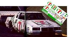 CD_945 #7 Kyle Petty St. Patrick's Day '82 7-Eleven Pontiac 1:64 Scale Decals