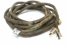 26AK# Western Electric 12GA wire for 555 755A speaker  3METER  pair